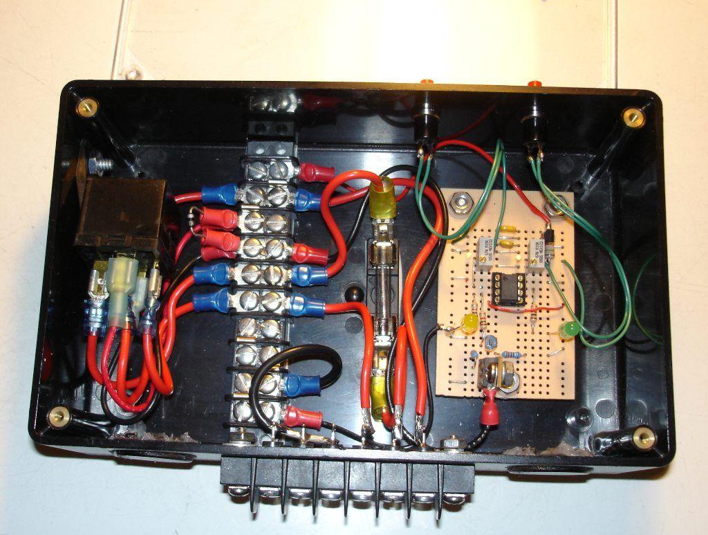 Контроллер заряда батареи своими руками фото