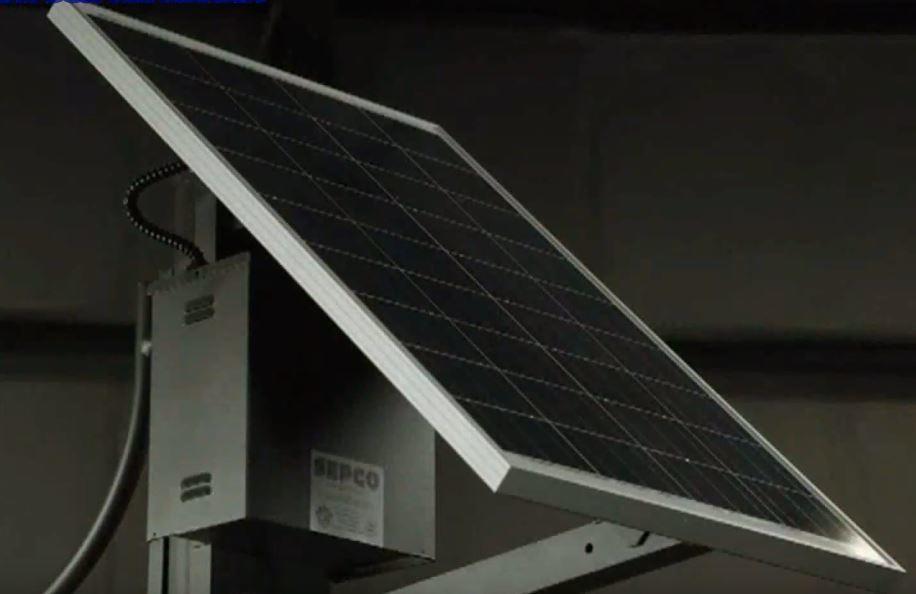 How it works….Solar street lights..Как это работает…Уличные светильники на солнечных батареях
